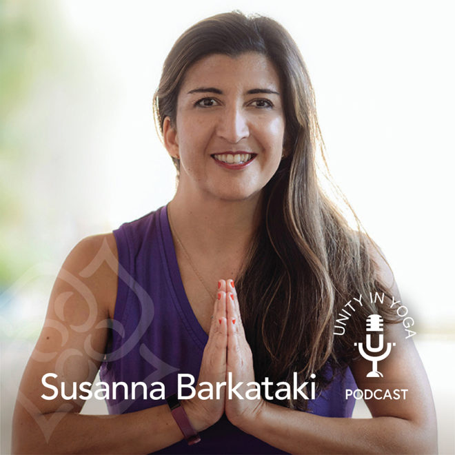 Podcast with Susanna Barkataki