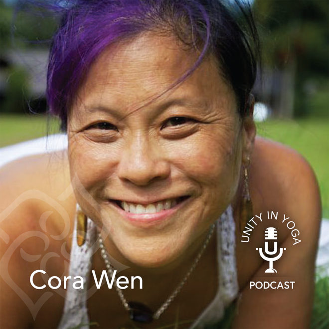 Podcast with Cora Wen