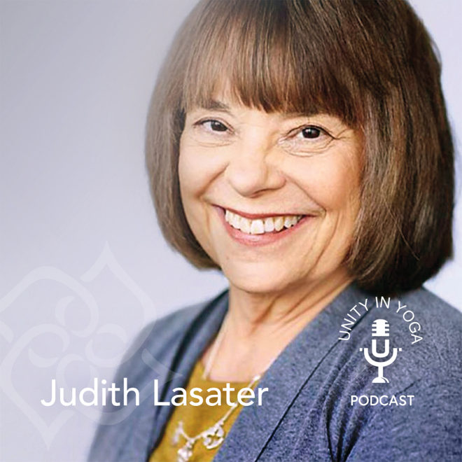 Podcast with Judith Lasater